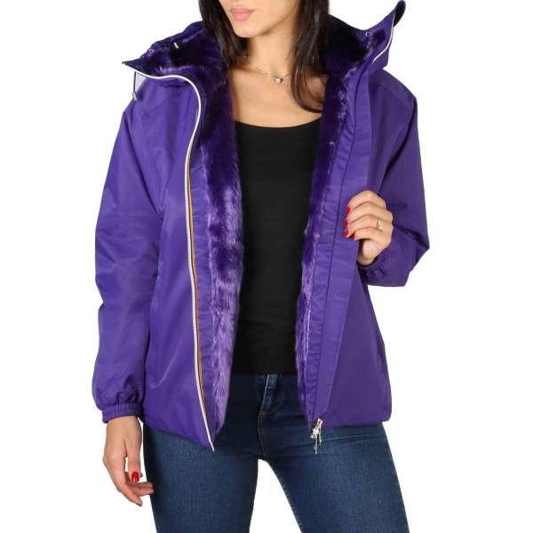 Geci  K-Way model K009NW0 Violet