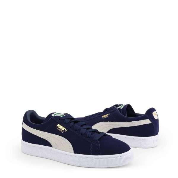 Puma 927315_SuedeClassic Albastru